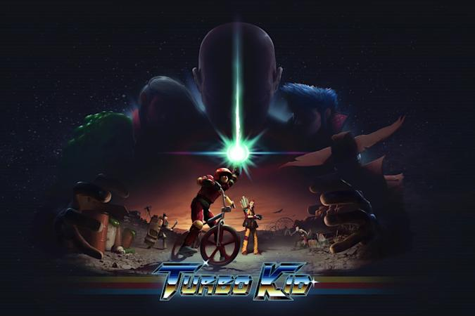 Turbo Kid game