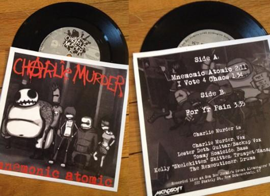 Charlie Murder soundtrack, vinyl spins out for a buyer-picked price