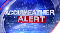 AccuWeather: Snow continues to fall