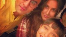 Check out Ranbir- Katrina's selfie from the sets of Jagga Jasoos