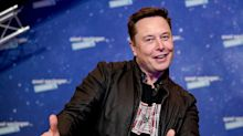 Elon Musk says he's 'super fired up' for fighting climate change with Joe Biden
