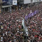 Massive Protests Force Apology From Hong Kong Leader Carrie Lam for Divisive Extradition Bill