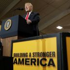 U.S. Democrats to press Trump on paying for infrastructure boost