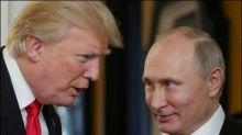 Putin dankt Trump telefonisch für US-Hilfe bei Aufdeckung von Terrorkomplott