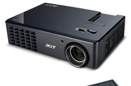 Acer's H5360 and X1261 projectors take it to the third dimension