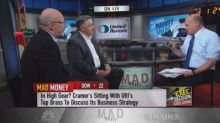 United Rentals incoming and outgoing CEOs discuss the upc...