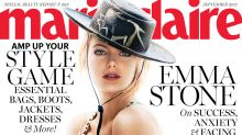 Emma Stone Goes Back to Blonde for Stunning, Cowgirl-Inspired Photo Shoot