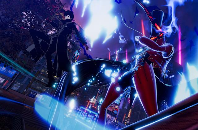 'Persona 5 Strikers' comes to the West on February 23rd, 2021