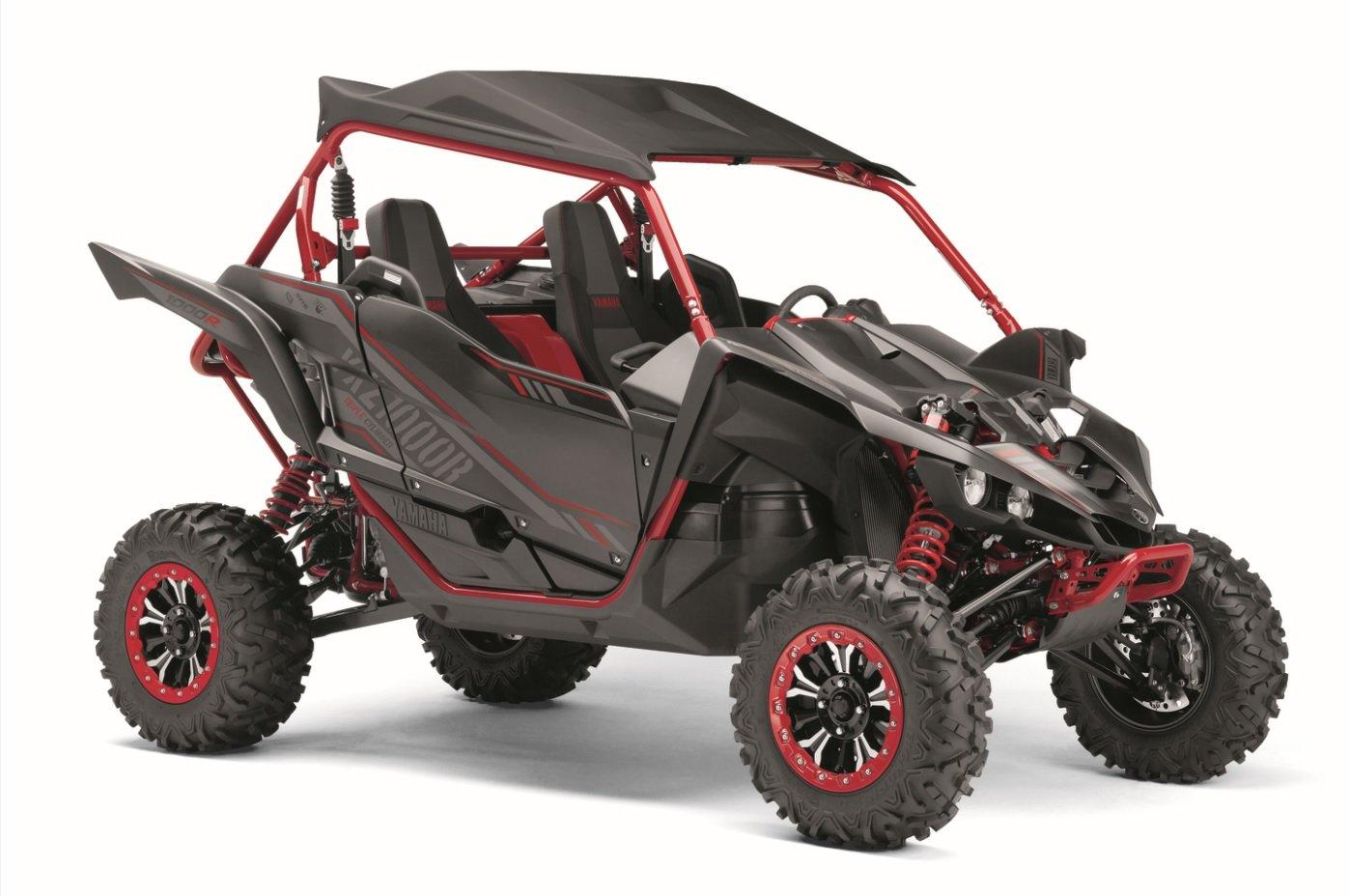 2017 yamaha yxz1000r arriving at dealers new kodiak 700 for Yamaha kodiak 700 top speed