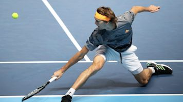 Unlucky Rafael Nadal goes out without playing a shot after victory for Alexander Zverev