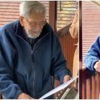 World's Oldest Living Man Celebrates 112th Birthday In Isolation