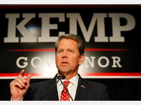During a news conference Monday afternoon, Gov. Brian Kemp spelled out a timeline for many types of businesses — from hair salons to restaurants and movie theaters — as well as churches to reopen to gatherings.