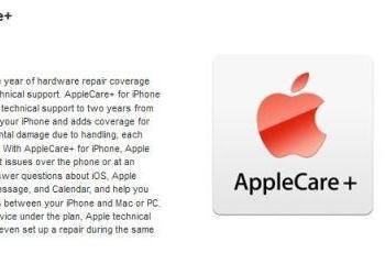 AppleCare+ debuts for $99, offers to cover accidental damage in addition to the standard fare