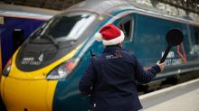 Christmas trains: all off-peak, says Avanti, as festive travel tsar gets to work