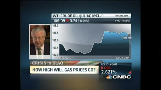 Oil increase could derail US economy: Expert