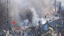 Deadly Ukraine Protests Leave Dozens Dead