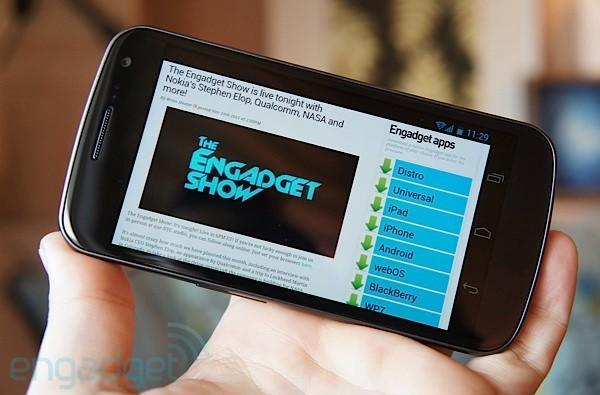 Ice Cream Sandwich supports USB mass storage after all, Galaxy Nexus does not