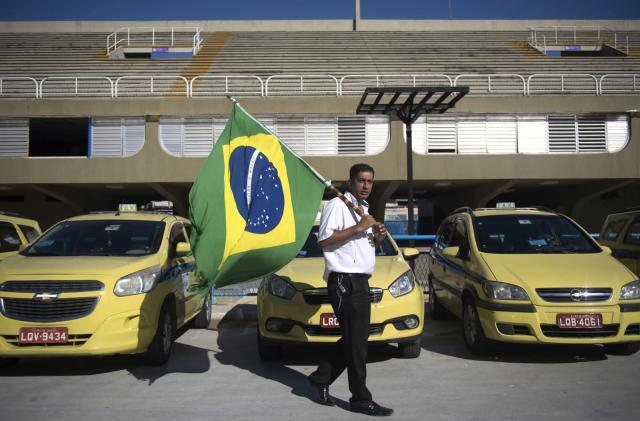 Brazil softens ride-hailing bill after talks with Uber