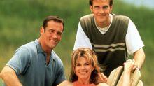 James Van Der Beek's Dawson's Creek parents cheered him on at Dancing With the Stars