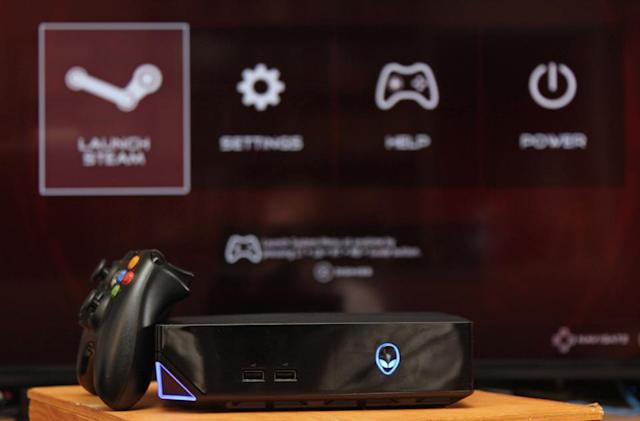 Alienware Alpha review: almost the Steam Machine you're looking for