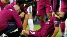 Foot - ANG - City - Ilkay Gündogan encore blessé