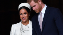 The one thing missing from Meghan Markle's outfit