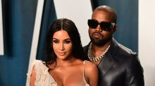 Kanye West 'refusing' to see wife Kim Kardashian following divorce claims