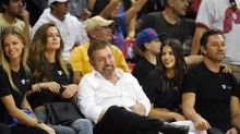 Knicks owner James Dolan tests positive for the coronavirus