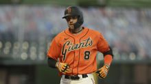Giants designate Pence for assignment, get Rays' Robertson