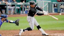 White Sox rock Kansas City Royals with 8-run 1st inning
