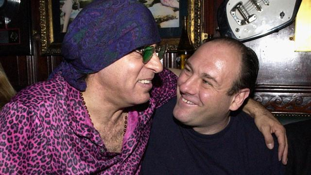 Steven Van Zandt Pays Tribute to his Mentor James Gandolfini