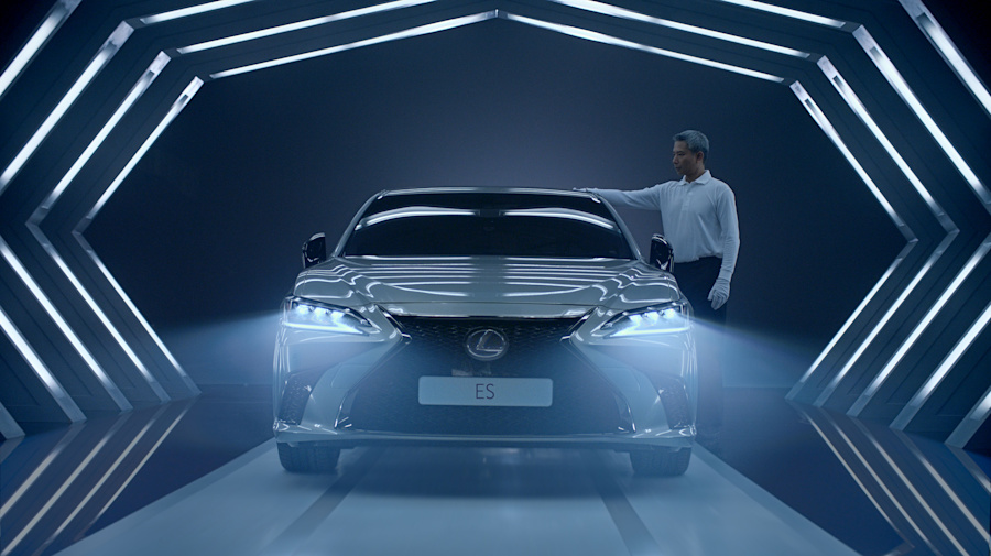 Lexus AI-scripted ad surprisingly sentimental