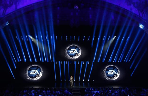 Every game in EA's on-demand service will always be in supply