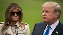 'Fake Melania' is fake news: Photo evidence debunks body double conspiracy theory