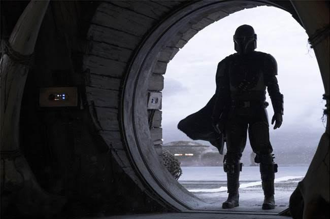 The first trailer for 'The Mandalorian' shows 'Star Wars' fans a new side of the far, far away galaxy
