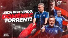 Flamengo anuncia Domènec Torrent: 'Estou muito feliz em fazer parte desta grande Nação'