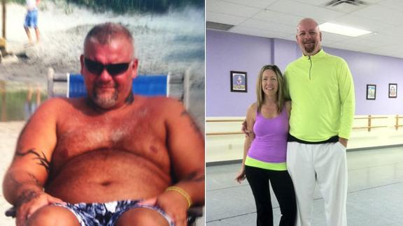 Dancing Truck Driver Loses Over 100 Pounds