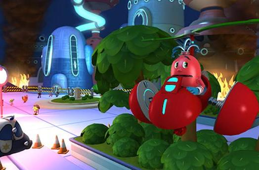 Pac-Man and the Ghostly Adventures 2 reaching UK in October