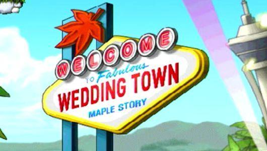 MapleStory celebrates the magic of marriage and subsequent divorce
