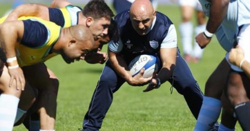 Rugby - Top 14 - Le Racing 92 veut jouer le jeu à fond à Montpellier en Top 14