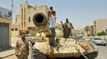 Libya govt says offensive launched for Kadhafi hometown Sirte
