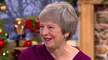 Theresa May refuses to say if her Brexit deal will leave the UK better off in This Morning interview