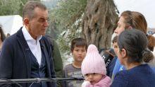 """""""Denkt an diese Menschen hier"""": Michel Friedmans Reportage aus einem Flüchtlingslager"""
