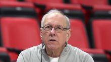 Syracuse coach Boeheim strikes, kills pedestrian on highway