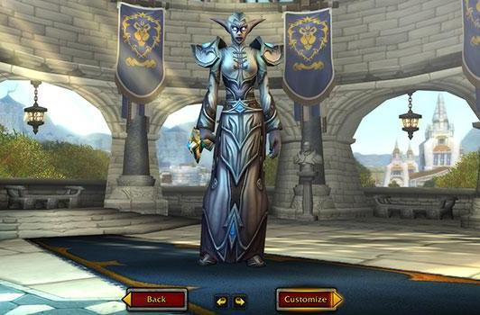 Want the character creation armor? Build a Salvage Yard