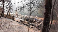 """Incendies en Californie : """"Je suis tellement désolé pour ces gens qui vivent ici, qui ont acheté des terrains et construit leurs maisons ici"""""""