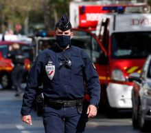 Two Hurt in Paris Knife Attack Near Charlie Hebdo's Old Offices