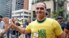 'Se alguém falou em fechar o STF precisa consultar um psiquiatra', diz Bolsonaro