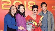Nancy Sit thankful for TVB's Lifetime Achievement Award