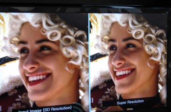 Eyes-on with Hitachi Super Resolution TV